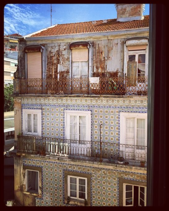 Lisbon Day 1 - 8