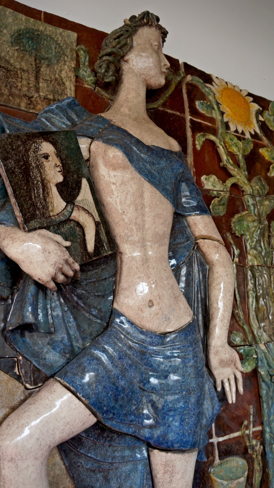 Lisbon - Museu de Azulejo 11