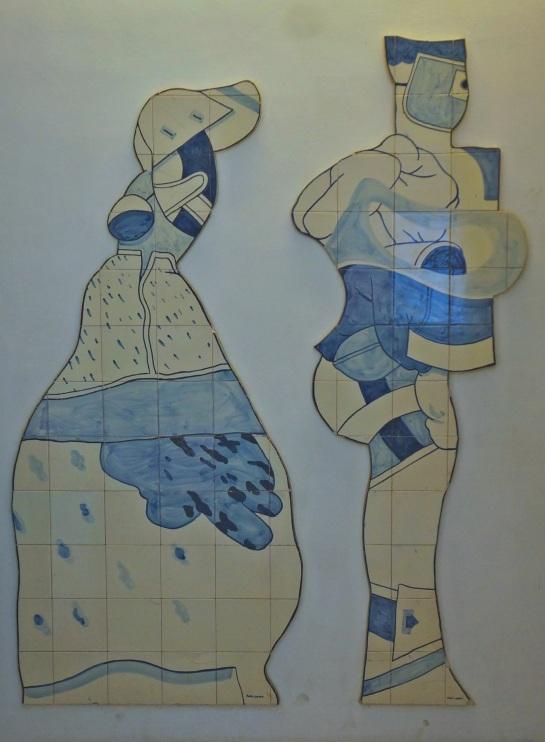 Lisbon - Museu de Azulejo 3