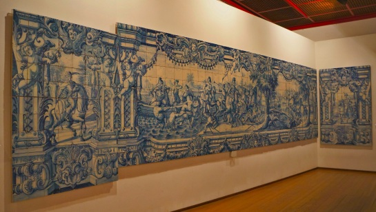 Lisbon - Museu de Azulejo 6