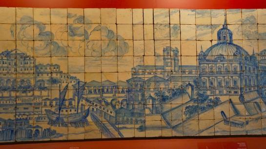 Lisbon - Museu de Azulejo 8