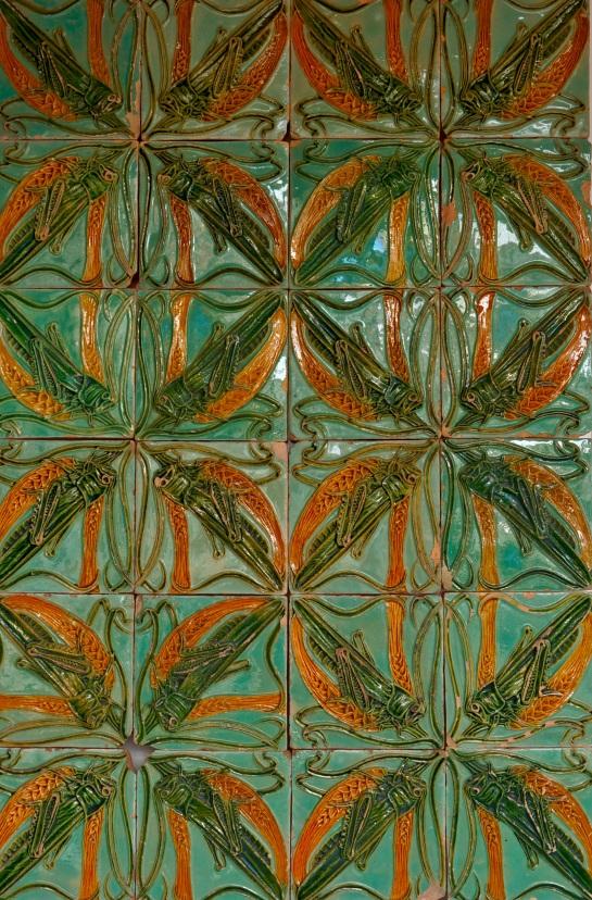 Lisbon - Museu de Azulejo 9