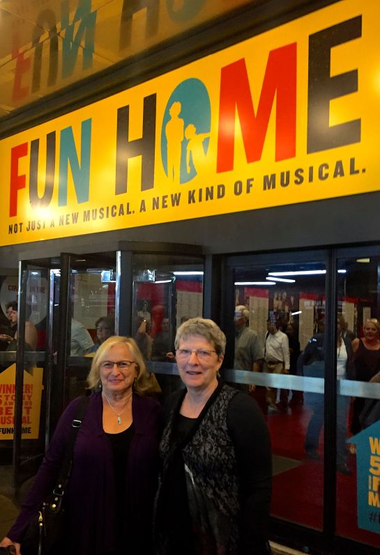 NYC 29 Sep 2015 - Fun Home
