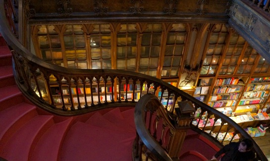 Porto - Lello Bookstore 3