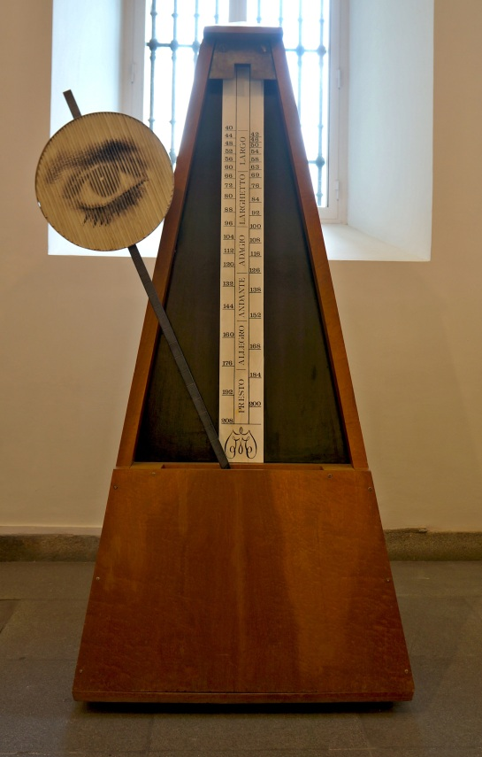 Reina Sofia Museum - Man Ray - Indestructible Object