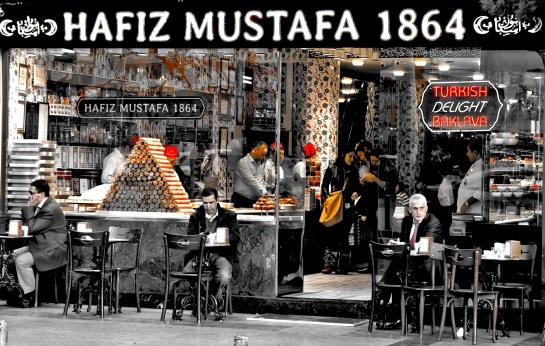 Hafiz Mustafa - Taksim