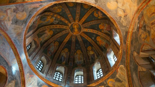 Istanbul Day 3 - Chora 1