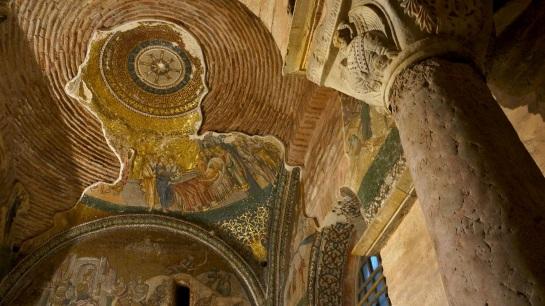 Istanbul: The Chora Church (Kariye Museum)