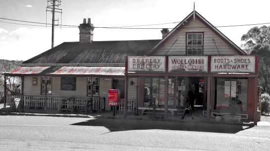 Wollombi General Store - 4 May 2016
