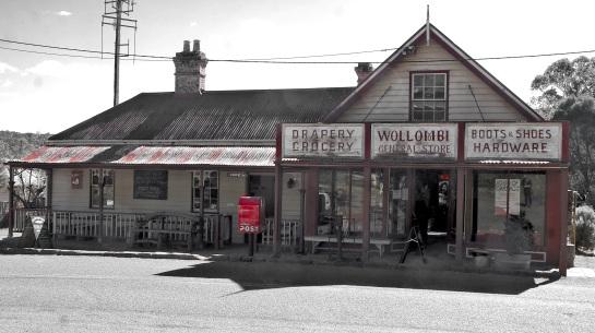 Wollombi General Store - 4 May 2016