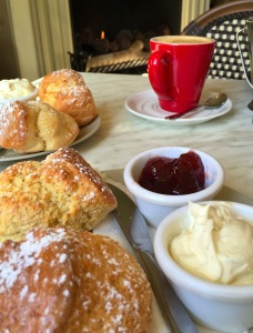 Devonshire tea - Berrima - 9 June 2016