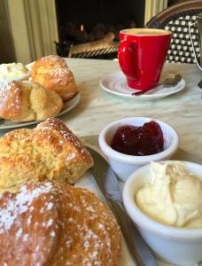 Devonshire tea - Berrima - 9 June 2016