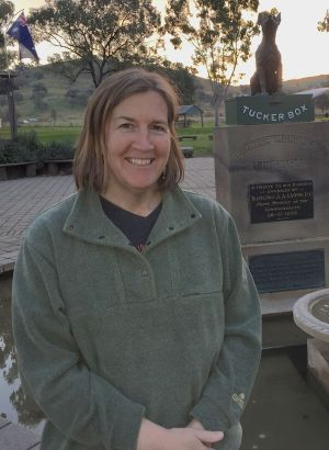Gundagai - Dog on the Tuckerbox