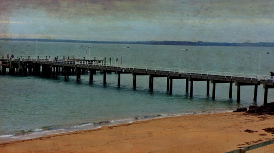 Pier at Cowes - Phillip Island - 12 June 2016