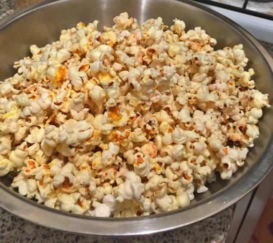 Popcorn - 8 June 2016
