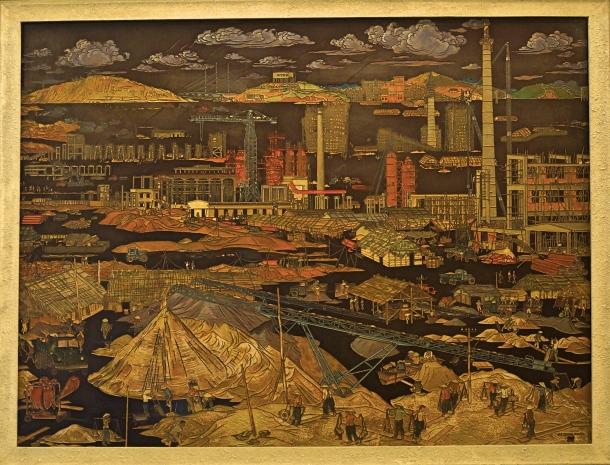Fine Pieces Of Ancient And Contemporary Art: Vietnam Fine Arts Museum | #Art & #Photography By Lynn B. Walsh | The Black Lion Journal | The Black Lion | Black Lion