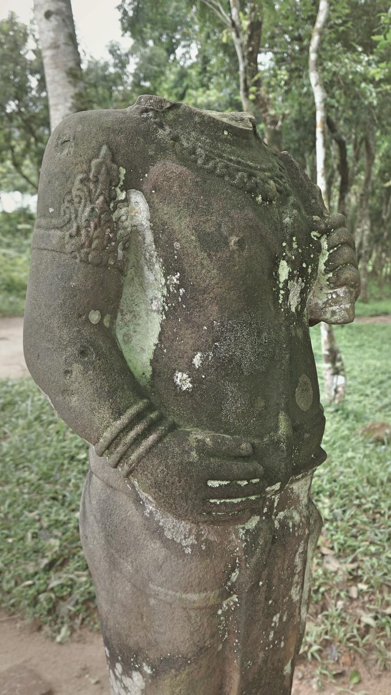 Vietnam's World Heritage site at My Son. | The Black Lion Journal | The Black Lion