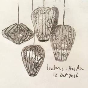 sketching-hoi-an-lanterns