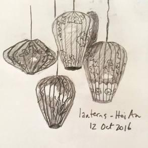 sketching-hoi-an-lanterns