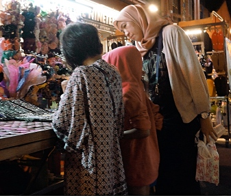 Melaka Friday night street market 6