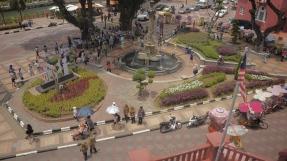 Melaka square