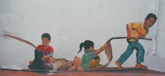 Melaka street art 3