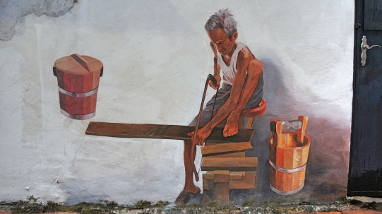 Melaka street art 6