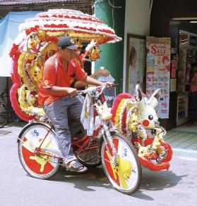 Melaka - Trishaw