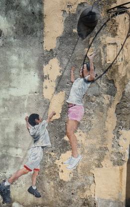 Penang - Children Playing Basketball EZ