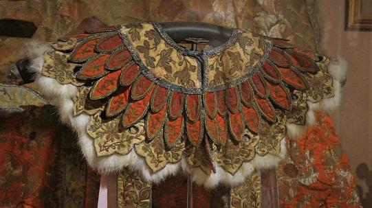 Penang Museum - costume detail 1