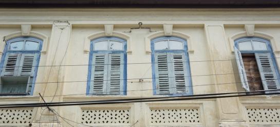 Penang - street frontage 1